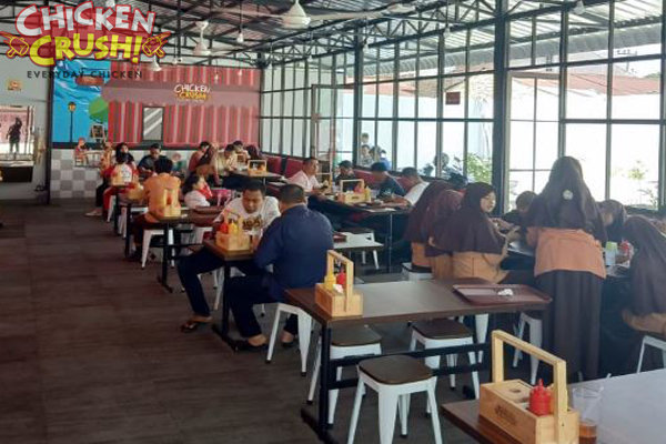 Outlet Chicken Crush Umbulmartani